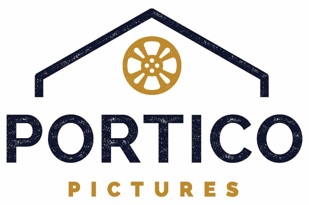 Portico Pictures Film Company logo large and color