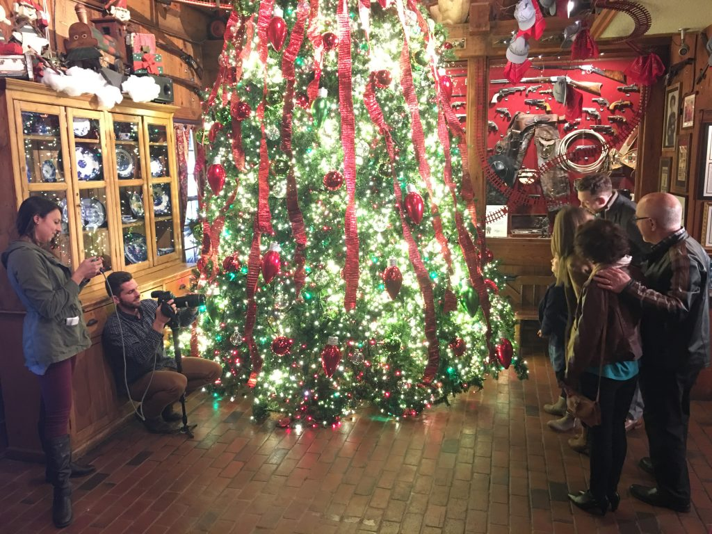 Angus Barn Christmas Raleigh Portico Pictures
